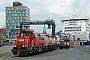 """Voith L04-10068 - DB Cargo """"261 017-8"""" 11.01.2020 - Kiel, SchwedenkaiTomke Scheel"""