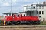 "Voith L04-10069 - DB Cargo ""261 018-6"" 25.08.2018 - Weißenfels-GroßkorbethaFrank Thomas"