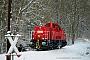"Voith L04-10070 - DB Schenker ""261 019-4"" 21.12.2010 - Kiel-TannenbergStefan Motz"