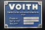 """Voith L04-10070 - DB Schenker """"261 019-4"""" 16.05.2011 - GroßkorbethaAndreas Kloß"""
