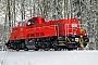 """Voith L04-10070 - DB Schenker """"261 019-4"""" 21.12.2010 - Kiel-TannenbergJens Vollertsen"""