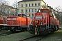 """Voith L04-10071 - DB Schenker """"261 020-2"""" 02.04.2011 - Dresden-AltstadtTorsten Frahn"""