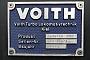 """Voith L04-10072 - DB Schenker """"261 021-0"""" 21.03.2012 - GroßkorbethaAndreas Kloß"""