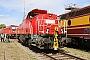 "Voith L04-10072 - DB Cargo ""261 021-0"" 08.09.2018 - Magdeburg, HafenbahnThomas Wohlfarth"