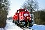"""Voith L04-10075 - DB Schenker """"261 024-4"""" 17.02.2011 - Kiel, Steenbeker WegStefan Motz"""