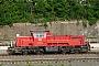 """Voith L04-10075 - DB Schenker """"261 024-4"""" 08.07.2013 - Chemnitz, HauptbahnhofKlaus Hentschel"""