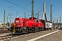 """Voith L04-10075 - DB Cargo """"261 024-4"""" 29.06.2018 - Halle (Saale)Sebastian Schrader"""