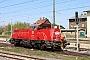 """Voith L04-10075 - DB Cargo """"261 024-4"""" 23.04.2020 - Röblingen am SeeDirk Einsiedel"""