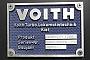 """Voith L04-10076 - DB Schenker """"261 025-1"""" 19.04.2012 - Weißenfels-GroßkorbethaAndreas Kloß"""