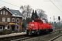"Voith L04-10077 - DB Schenker ""261 026-9"" 03.03.2011 - Bordesholm, BahnhofStefan Motz"
