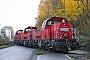 """Voith L04-10077 - DB Schenker """"261 026-9"""" 17.11.2013 - Kiel-Wik, NordhafenJens Vollertsen"""