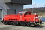 """Voith L04-10078 - DB Schenker """"261 027-7"""" 19.03.2011 - Kiel-WikTomke Scheel"""