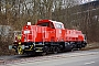 "Voith L04-10078 - DB Schenker ""261 027-7"" 17.03.2011 - Kiel-WikBerthold Hertzfeldt"