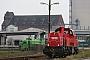 "Voith L04-10078 - DB Schenker ""261 027-7"" 11.09.2012 - Hamburg, Bahnhof Hohe SchaarBerthold Hertzfeldt"
