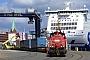 "Voith L04-10078 - DB Cargo ""261 027-7"" 17.04.2016 - KielTomke Scheel"