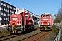 "Voith L04-10078 - DB Cargo ""261 027-7"" 27.11.2016 - KielTomke Scheel"