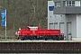 """Voith L04-10079 - DB Schenker """"261 028-5"""" 03.04.2011 - Kiel-Wik, NordhafenTomke Scheel"""