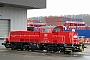 """Voith L04-10079 - DB Schenker """"261 028-5"""" 03.04.2011 - Kiel-WikTomke Scheel"""