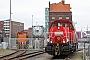 """Voith L04-10079 - DB Schenker """"261 028-5"""" 04.03.2012 - Kiel, BollhörnkaiTomke Scheel"""