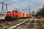 "Voith L04-10079 - DB Schenker ""261 028-5"" 27.02.2014 - Hamburg-Waltershof