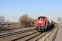 """Voith L04-10079 - DB Schenker """"261 028-5"""" 13.03.2014 - Hamburg-SteinwerderEdgar Albers"""