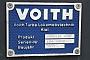 """Voith L04-10080 - DB Schenker """"261 029-3"""" 30.06.2012 - KielTomke Scheel"""