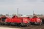 """Voith L04-10080 - DB Schenker """"261 029-3"""" 02.05.2013 - Hamburg-TiefstackEdgar Albers"""