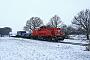 """Voith L04-10080 - DB Schenker """"261 029-3"""" 13.03.2013 - Kiel-RathmannsdorfBerthold Hertzfeldt"""