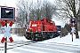 "Voith L04-10080 - DB Schenker ""261 029-3"" 13.03.2013 - Kiel-FriedrichsortBerthold Hertzfeldt"