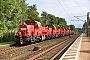 """Voith L04-10080 - DB Cargo """"261 029-3"""" 07.08.2016 - Flintbek (Kiel)Jens Vollertsen"""