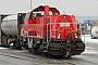 """Voith L04-10081 - DB Schenker """"261 030-1"""" 27.01.2013 - Kiel, OstuferhafenTomke Scheel"""