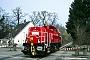 """Voith L04-10082 - DB Schenker """"261 031-9"""" 11.04.2011 - Kiel-HasseldieksdammStefan Motz"""