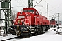 "Voith L04-10082 - DB Schenker ""261 031-9"" 17.01.2013 - Bebra
