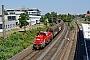 """Voith L04-10082 - DB Cargo """"261 031-9"""" 26.06.2019 - Darmstadt-NordLinus Wambach"""