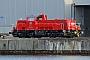 """Voith L04-10083 - DB Schenker """"261 032-7"""" 05.05.2011 - Kiel-Wik, NordhafenTomke Scheel"""