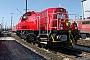 """Voith L04-10083 - DB Schenker """"261 032-7"""" 08.05.2011 - Maschen, RangierbahnhofMarco Jung"""