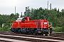 """Voith L04-10083 - DB Schenker """"261 032-7"""" 30.07.2011 - Hamburg-VeddelErik Körschenhausen"""