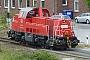 """Voith L04-10083 - DB Schenker """"261 032-7"""" 30.05.2012 - Braunschweig, RangierbahnhofDirk Höding"""