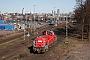 """Voith L04-10084 - DB Schenker """"261 033-5"""" 08.02.2015 - Hamburg-WaltershofMalte Werning"""