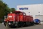 """Voith L04-10084 - DB Schenker """"261 033-5"""" 29.04.2011 - Kiel-WikChristoph S."""