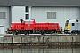 """Voith L04-10085 - DB Schenker """"261 034-3"""" 10.05.2011 - Kiel-Wik, NordhafenTomke Scheel"""
