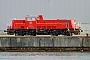"""Voith L04-10085 - DB Schenker """"261 034-3"""" 19.05.2011 - Kiel-Wik, NordhafenTomke Scheel"""