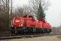 """Voith L04-10085 - DB Schenker """"261 034-3"""" 18.02.2012 - Kiel-WellingdorfTomke Scheel"""