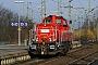 """Voith L04-10085 - DB Schenker """"261 034-3"""" 20.11.2012 - Neumünster, BahnhofAndreas Staal"""