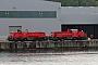 """Voith L04-10085 - DB Schenker """"261 034-3"""" 13.10.2013 - Kiel-Wik, NordhafenTomke Scheel"""
