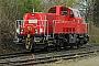 """Voith L04-10086 - DB Schenker """"261 035-0"""" 26.11.2011 - Kiel-WellingdorfTomke Scheel"""