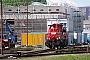 """Voith L04-10086 - DB Schenker """"261 035-0"""" 16.05.2014 - Hamburg-Tiefstack, NordbahnbaustelleHeiko Meusch"""