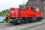 """Voith L04-10086 - DB Schenker """"261 035-0"""" 27.05.2011 - Kiel-Wik, NordhafenJens Vollertsen"""