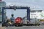 """Voith L04-10086 - DB Cargo """"261 035-0"""" 09.08.2020 - Kiel, SchwedenkaiTomke Scheel"""
