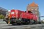 """Voith L04-10086 - DB Cargo """"261 035-0"""" 20.09.2020 - Kiel, SchwedenkaiTomke Scheel"""
